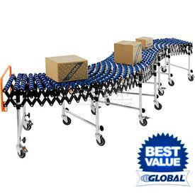 Best Value Portable Flexible & Expandable Gravity Conveyors