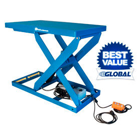 Bishamon® Scissor Lift Tables - 2000 to 5000 Lb. Capacity