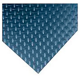 "1/4"" Thick Diamond Plate Non-Conductive Matting & Switchboard Mats"