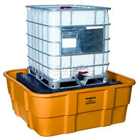 Poly IBC Spill Control Stations
