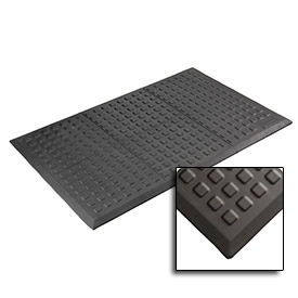 Wearwell® Ultra Tough Urethane Rejuvenator Anti Fatigue Mats