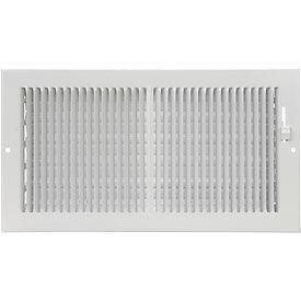 AmeriFlow® 2-Way Ceiling / Sidewall Register - Pkg Qty 20