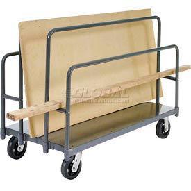 Steel & Carpeted Deck Panel, Sheet and Lumber Trucks