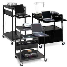 Bretford Mobile Projector Carts