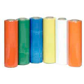 High Visibility Color Stretch Wrap