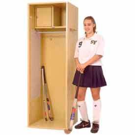 Penco Stadium Steel Lockers With Top Shelf & Security Box