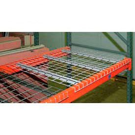 Wire Mesh Decking - Galvanized Steel