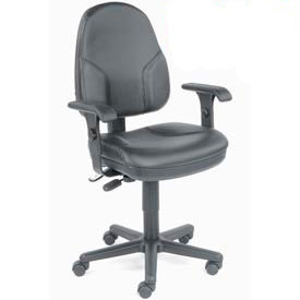 Paramount™ Synchro Leather Chair