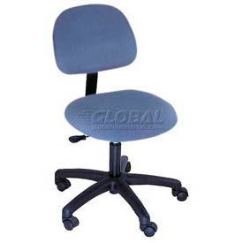 Ergonomic Vinyl Chair - Choice Of Clean Room Or Standard