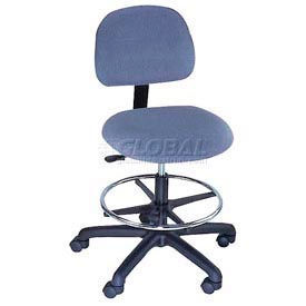 Industrial Seating, Inc. - Ergonomic Fabric Esd/Standard Stools