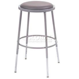 Paramount™ Big & Tall Vinyl Padded Shop Stool