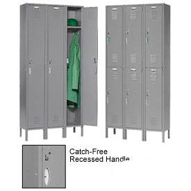 Global Capital  Steel Lockers - Assembled