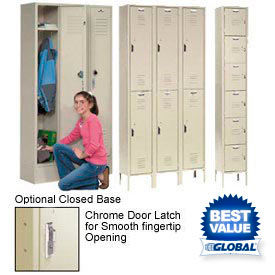 Global Paramount® Steel Lockers - Assembled