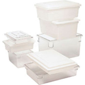 Rubbermaid® Plastic Storage Boxes - NSF, USDA, FDA And HACCP Approved