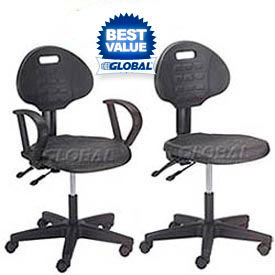 Paramount™ Puncture Proof Ergonomic Polyurethane Chair