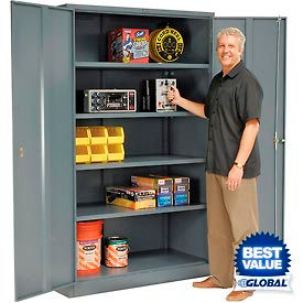 Paramount™ Industrial Grade Full Height Storage Cabinets