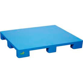 Rackable Hygenic Smooth Plastic Pallets