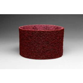 "3M™ Scotch-Brite™ Surface Conditioning Belt 3-1/2"" x 15-1/2"" MED Grit Aluminum Oxide"