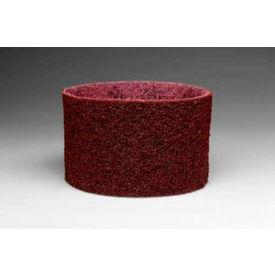 "3M™ Scotch-Brite™ Surface Conditioning Belt 3-1/2"" x 15-1/2"" MED Grit Aluminum Oxide"