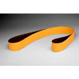 """3M™ Cloth Belt 241E 1"""" x 30"""" 100 Grit Aluminum Oxide - Pkg Qty 200"""