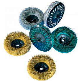 3M™ Scotch-Brite™ Bristle Disc, 4-1/2 in x 5/8-11 Internal  - Pkg Qty 5