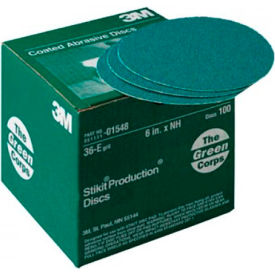 Green Corps™ Stikit™ Production™ Discs, 3M ABRASIVE 051131-01548