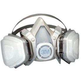 3M 5000 Series Half Facepiece Respirators, 53P71 by