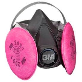 3M™ 6000 Series Half Facepiece Respirator Assembly, 6391