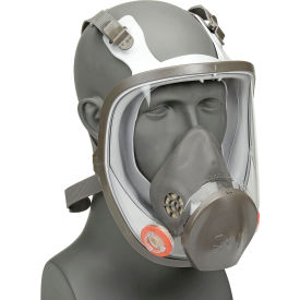 3M™ Full Facepiece Reusable Respirator 6700, Respiratory Protection, Small