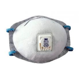 3M™ P95 Particulate Respirators, 8576, Box of 10