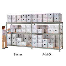 "Heavy Load Record Storage Center - 72"" & 96"" High"