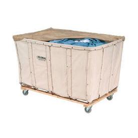 Canvas Laundry Truck