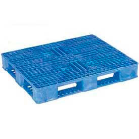USDA & FDA Approved Rackable Plastic Pallets Static Capacity 30000 Lbs.