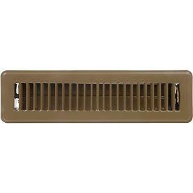 AmeriFlow® Floor Register - Pkg Qty 10