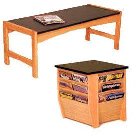 Wooden Mallet -  Oak Reception/Waiting Room Furniture