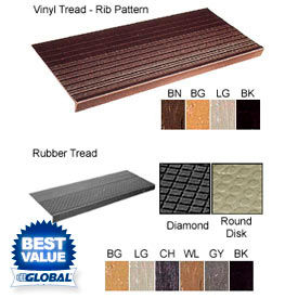 Stair Treads & Floor Tiles