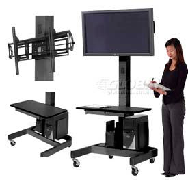 LCD/PLASMA Portable Workstation