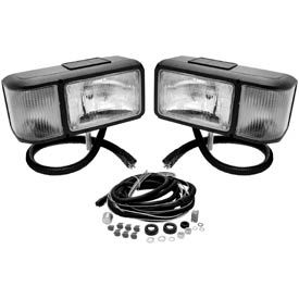 Halogen Sealed Beam Snowplow Light Kit