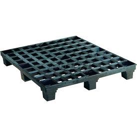 Plastic Pallet 48x40 Static Capacity 25000 Lbs.