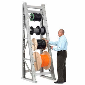 10,000 lb. High Capacity Reel Rack