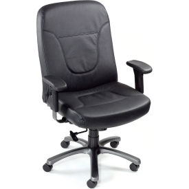 Paramount™ Big & Tall Contoured Leather Office Chair