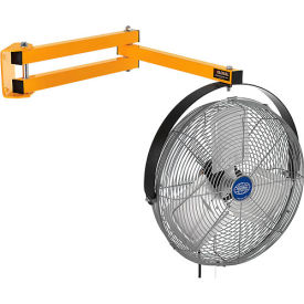 Double Arm Dock Fan