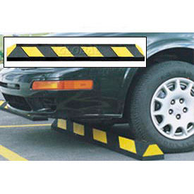 72 Inch Long Rubber Parking Curb