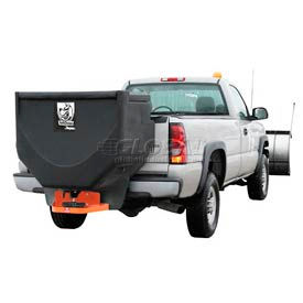 Low Profile Pickup Truck Tailgate Salt Spreader