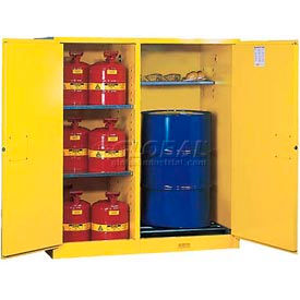 Justrite® Double Duty Safety Cabinet