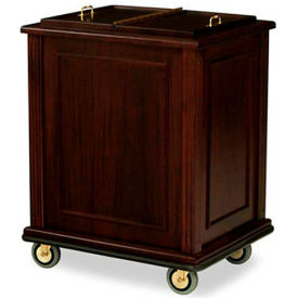Hand Operated Hydraulic Furniture, Vending Machine & Equipment Moving Dolly (Pair) 3950 Lb. Capacity