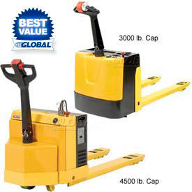 Self Propelled Electric Power Pallet Trucks