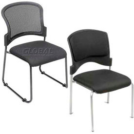 Paramount™ Upholstered Stackable Chairs