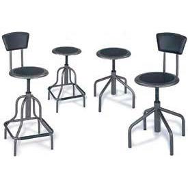 Safco® - Steel & Wood Stools