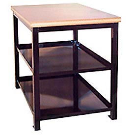 Heavy Duty 2 Shelf Shop Stands